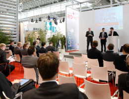 Photo: copyright: ctillmann/Messe Düsseldorf