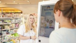 Picture: customer data management for dm-drogerie markt; copyright: Netpioneer GmbH