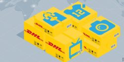 Picture: parcels copyright: DHL