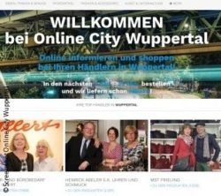Image: Screenshot Online City Wuppertal; copyright: Screenshot Online City Wuppertal