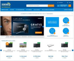 Foto: Screenshot Euronics Online-Shop