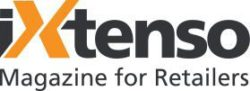 Logo: iXtenso - Magazine for Retailers